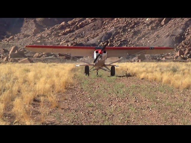 Utah Backcountry Flying - Dirty Devil Part II