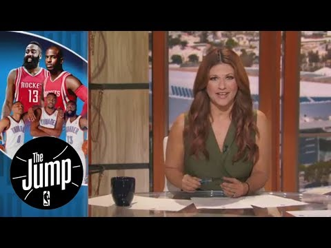 James Harden compares 2018 Rockets to 2012 Thunder | The Jump | ESPN