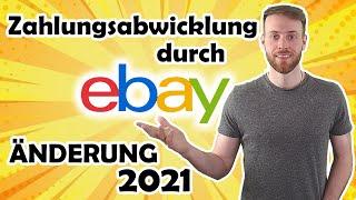 eBay Zahlungsabwicklung 2021 - Das ändert eBay ab April für alle gewerbliche Verkäufer! видео