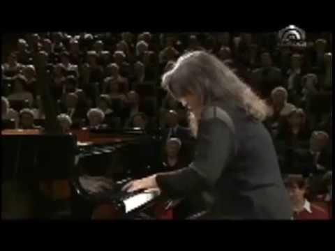 Robert Schumann Klavierkonzert a Moll op 54 Riccardo Chailly Martha Argerich