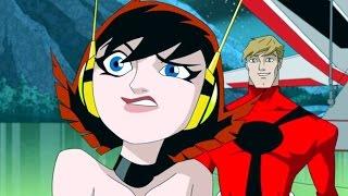 Мстители: Величайшие герои Земли | Все серии подряд сборник мультфильма Marvel. Сезон 1 серии 13-16