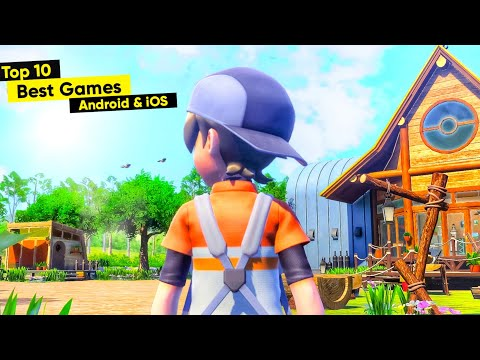 Top 10 Best Games For Android & iOS 2021   Best New Android Games 2021 (High Graphics)
