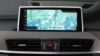 BMW X3 - Voice Command