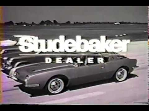 Mr. Ed Short Opening 1963 Studebaker Wagonaire Commercial Sponsor