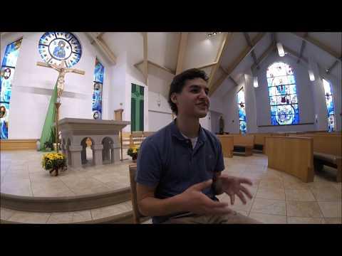 Meet Matt - Theology Student