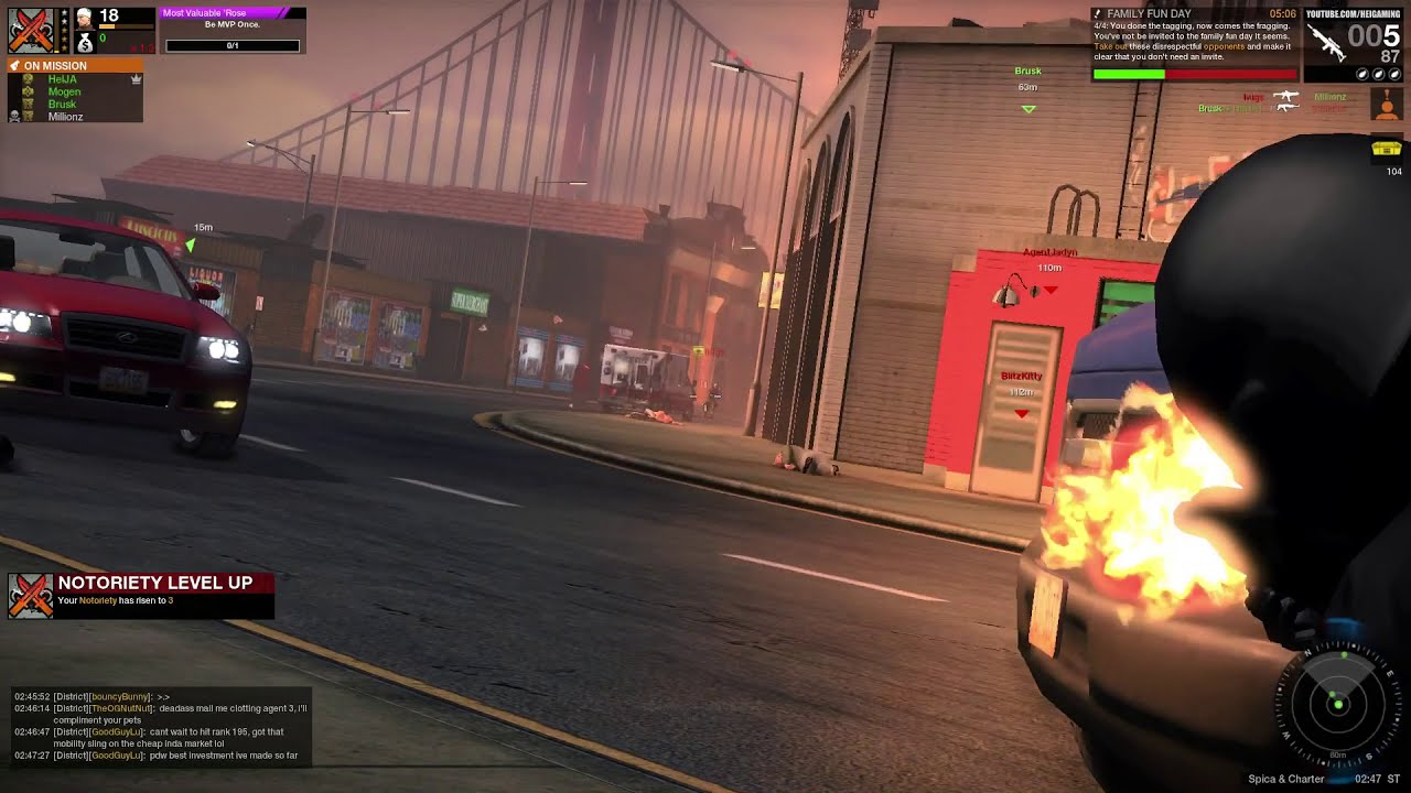 APB Reloaded PC Gameplay 2018 ...