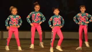 �������� ���� Pasadena dance school - Школа танцев Пасадена. 29.12.2015г. Джаз фанк первые шаги. ������