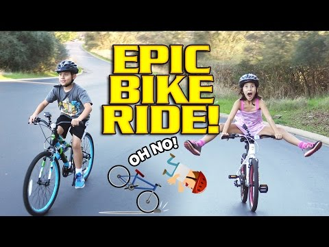 WORLD&39;S SAFEST BIKE DaddyTube Wipes Out in Hawaii GUARDIAN BIKES