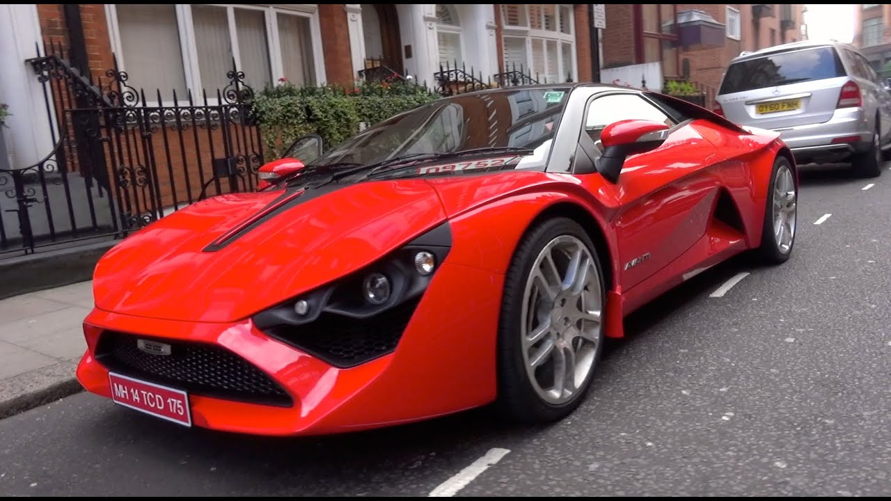 Dc Avanti In London Start Up Amp Driving Youtube