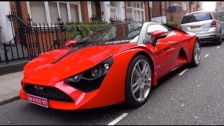 DC Avanti in London - Start up & Driving