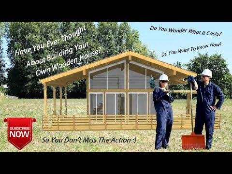 Learn How to Build a Kit House With Us!