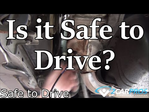 Is it Safe to Drive With the Check Engine Light On?