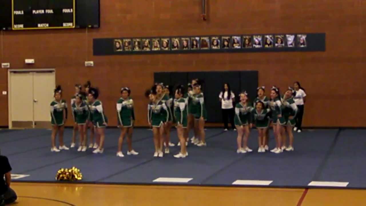 MESA Cheerleading Performance  YouTube