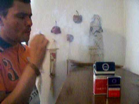Cigarettes and fire PARISIENNES