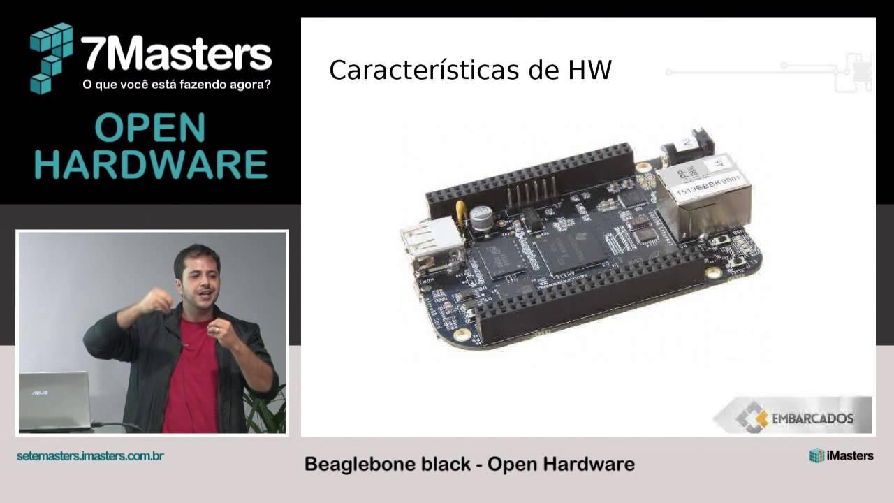 Confira detalhes da Beaglebone Black Rev C - Embarcados