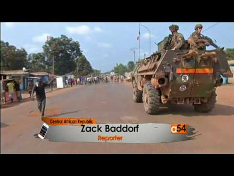 Zach Baddorf Weighs in on Continued Unrest in Central African Republic