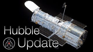Hubble Telescope Update - Chandra and Kepler Also in Trouble