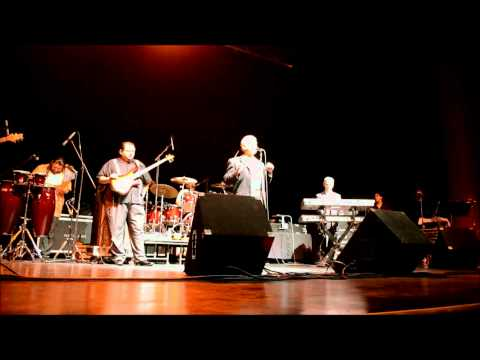 Little Joe Y La Familia, A Tribute To Freddy Fender, June 23, 2012, Fresno, CA.