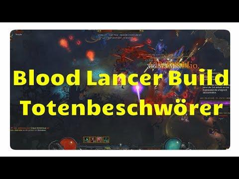 Diablo Necromancer Season  Build Trag Ouls