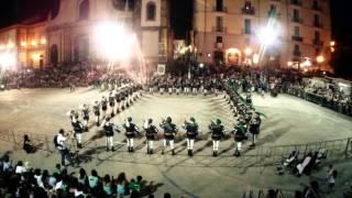 L'esibizione dei Pistonieri Santa Maria del Rovo premiata con l'amb...
