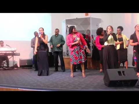 Our El-Shaddai international Gospel choir at it again!
