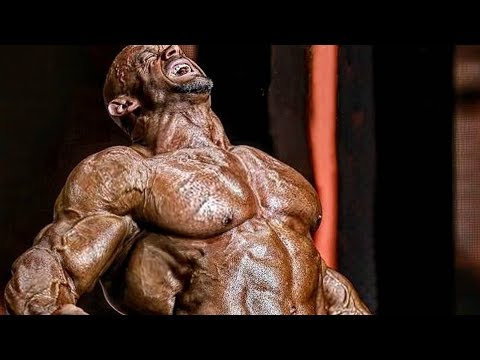 When Branch Warren was in his Best Shape And Placed Second in The Mr. Olympia