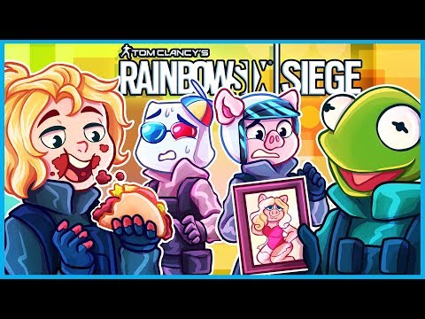 Watch this Rainbow Six Siege video at your own risk... [18+]