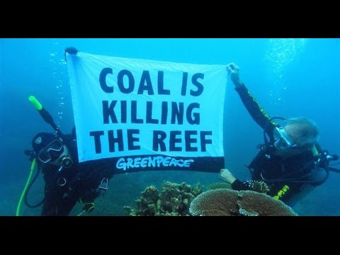 'Demise of the Great Barrier Reef' - 2016 Coral Bleaching Event