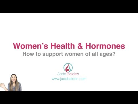 Women's Health and Hormones Wellness Product Class