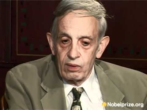 Dr. John Nash - A Nobel Prize Talking