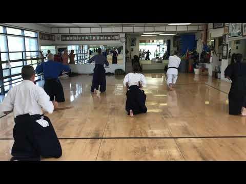 Washi No Kata - Created By Soke Takayuki Kubota - 10th Dan Gosoku Ryu. International Karate Assn.