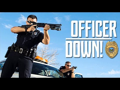 """Police Tribute - """"Officer Down!"""" (2017 ᴴᴰ)"""