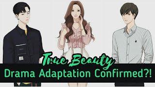Gambar cover TRUE BEAUTY Drama Adaptation CONFIRMED!   2020   Part 1