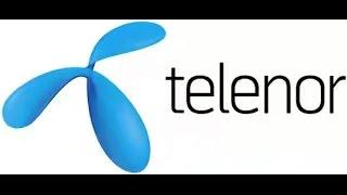 telenor fastest internet setting Trick2017