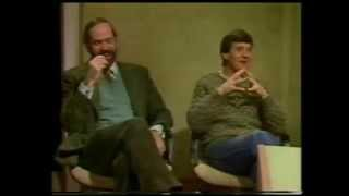 John Cleese and Michael Palin on Film 82