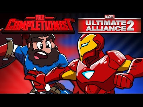Marvel Ultimate Alliance 2 | The Completionist