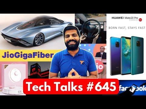Tech Talks #645 - Jio 5G Smartphone? Xiaomi $10,000 Prize, Facebook Accounts Delete, Xiaomi Robot