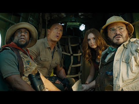 'Jumanji: The Next Level' Official Trailer (2019) | Dwayne Johnson, Kevin Hart, Jack Black