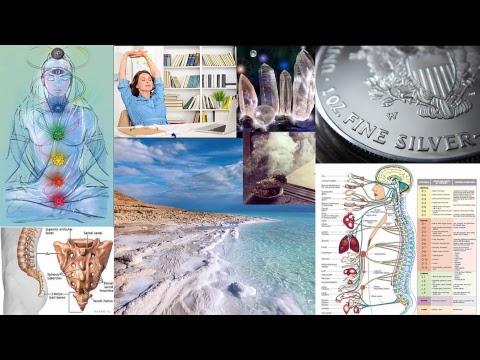 Andrew Bartzis - Healing Is a Process Not an Event Pt2 - Silver Salt Sage Application