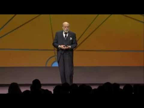 Strong Authentication and Pseudonymity on the Internet - Vint Cerf - RSA Conference US 2013 Keynote