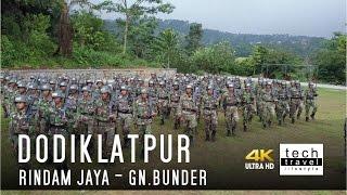 Dodiklatpur Rindam Jaya TNI AD - Gunung Bunder