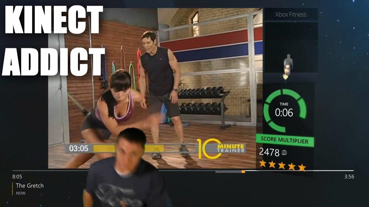 Xbox One Fitness Free Workout Exercises Kinect Youtube