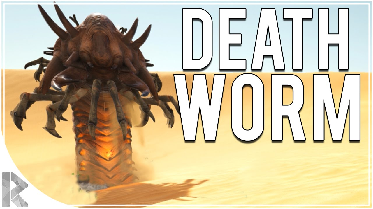 death worm v2p