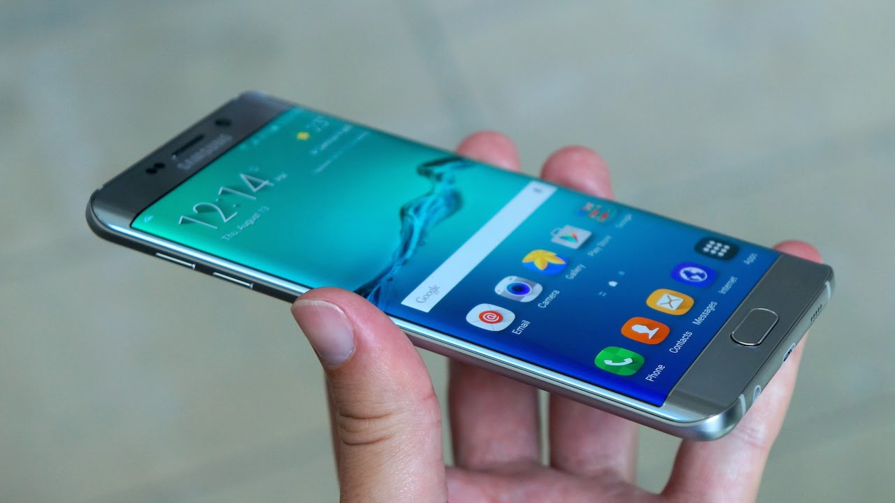 samsung galaxy s6 edge plus hands on pocketnow youtube