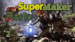 Super Mario Maker vote for the best Viewer Level 2