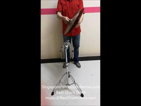 UFIP Concert Clash Cymbal 18inch
