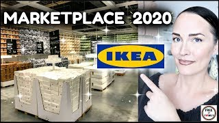 🎉Frugal IKEA Haul + New Deals 2020! 🏡 Marketplace Shop with ME + Tour 🍃Home IKEA Shopping Part 2