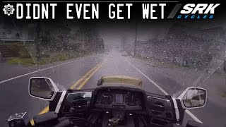 How To Ride In The Rain And Not Get Wet