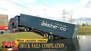 Truck Fails Compilation Top 10z #3 | Truck Fails 2019 | #Top10z