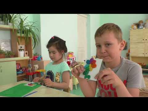 Один день из жизни садика (Саратов - Детский сад №222)